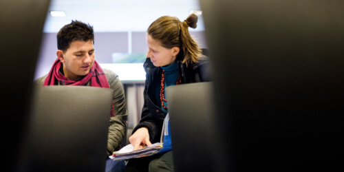 Caritas International Belgium Support for independent guardians