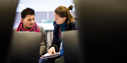 Caritas International Belgique Soutien pour tuteur et tutrice indépendant-e-s