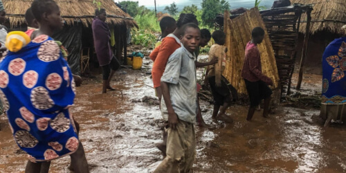 Caritas International Belgium Cyclone Idai: A new type of catastrophe?