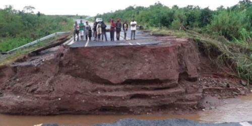 Caritas International Belgique Cyclone Idai: des dégâts immenses au Mozambique, Zimbabwe et Malawi