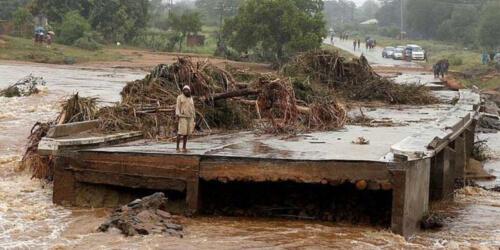 Cyclone Idai: Caritas appelle aux dons
