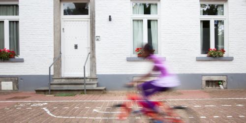 Caritas International Belgique «Tu n'es qu'une femme» – Dialogue avec les résidentes des Logis de Louvranges