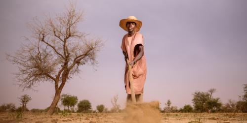 Caritas International België Agro-ecologie als antwoord op klimaatverandering