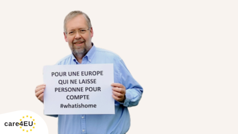 Caritas International BelgiqueUne Europe qui ne laisse personne pour compte