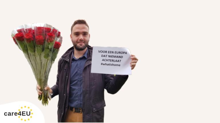 Caritas International BelgiëEen Europa dat niemand achterlaat