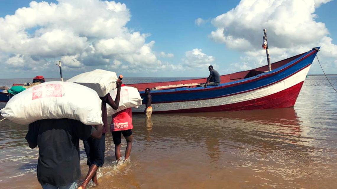 Caritas International Belgium Cyclone Idai: An Update from Mozambique