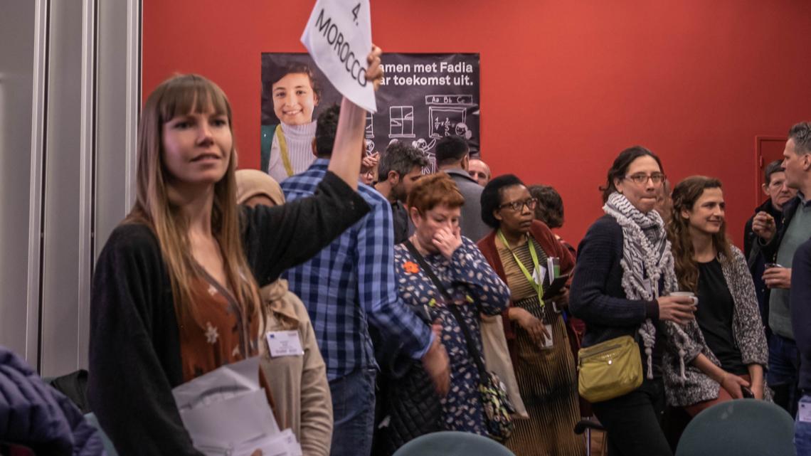 Caritas International Belgium Reintegration: challenges in countries of origin