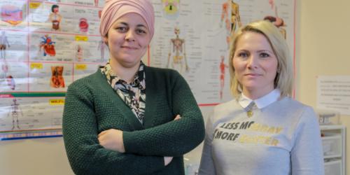 """Caritas International België Focus op de meest kwetsbaren: """"Alles is moeilijker in een rolstoel"""""""