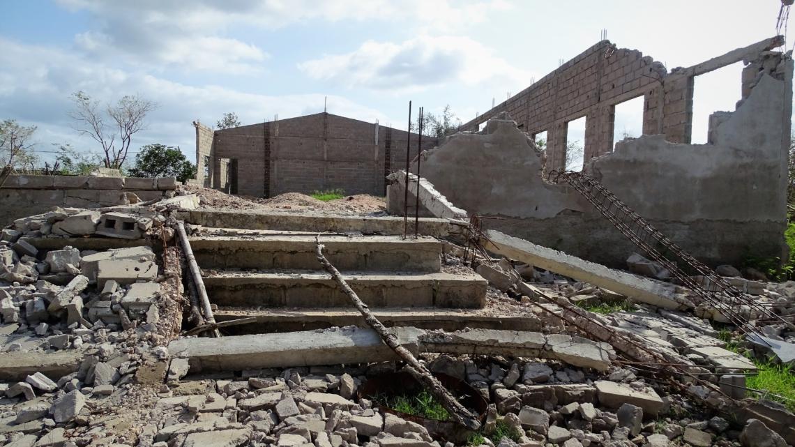 Caritas International Belgique Kenneth: un second cyclone s'abat sur le Mozambique