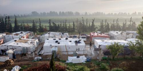 Caritas International Belgique Demande au prochain gouvernement d'accueillir au minimum 8.085 réfugiés en 3 ans