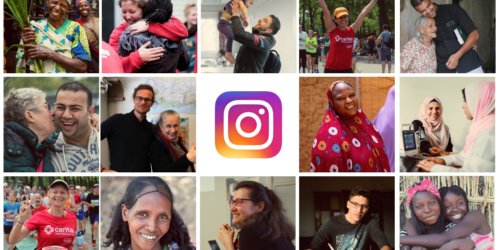 Caritas International Belgique Caritas sur Instagram : on vous y attend !