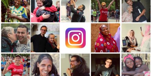 Caritas International België Caritas op Instagram: wij zijn er klaar voor! En jij?