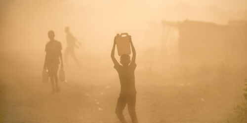 Caritas International België Zuid-Soedan: Honger, en dorst naar vrede