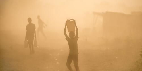 Caritas International Belgique Soudan du Sud: Faim et soif de paix