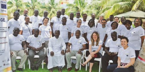 Caritas International België Rechange: versterking van de respons bij noodsituaties