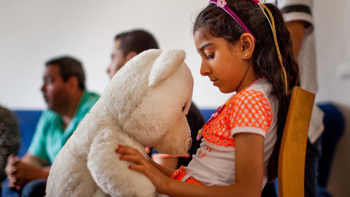 """Caritas International België """"De ontmoeting is vaak een sleutelmoment voor de inclusie van vluchtelingen"""" [Long Read]"""