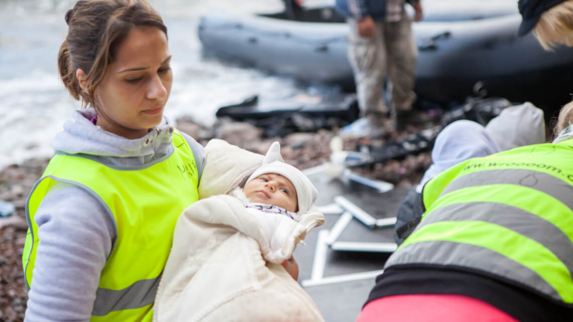 Caritas International België Solidariteit met migranten moet verwelkomd worden, niet gecriminaliseerd