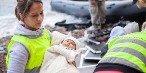 Caritas International Belgique La solidarité envers les personnes migrantes et réfugiées doit être saluée et non criminalisée