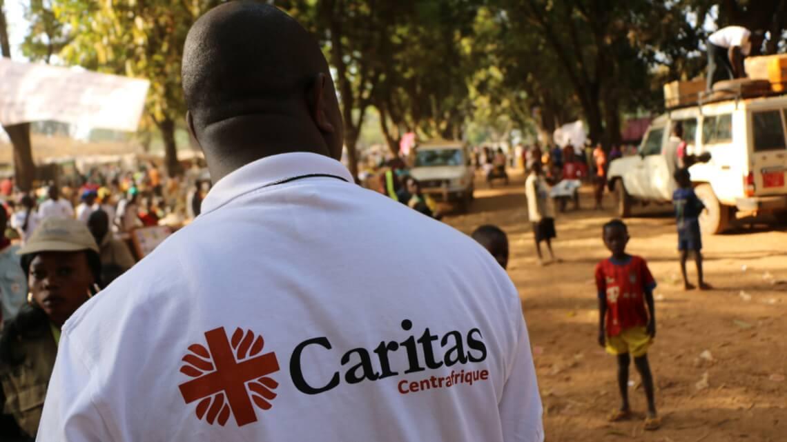Caritas International België Onrust in Centraal-Afrikaanse Republiek blijft voortduren