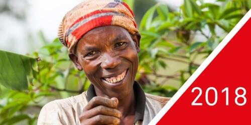 Caritas International België De kracht van mensen: ontdek ons jaarverslag 2018