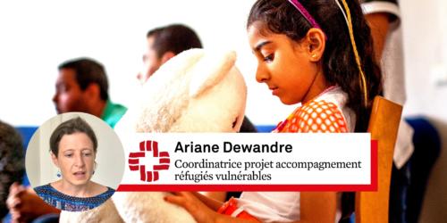 Caritas International Belgique «La rencontre fait souvent office d'élément déclencheur pour l'insertion des personnes réfugiées» [Long read]