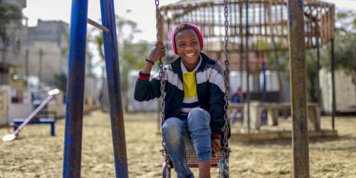 Caritas International België Het verhaal van Ahmed