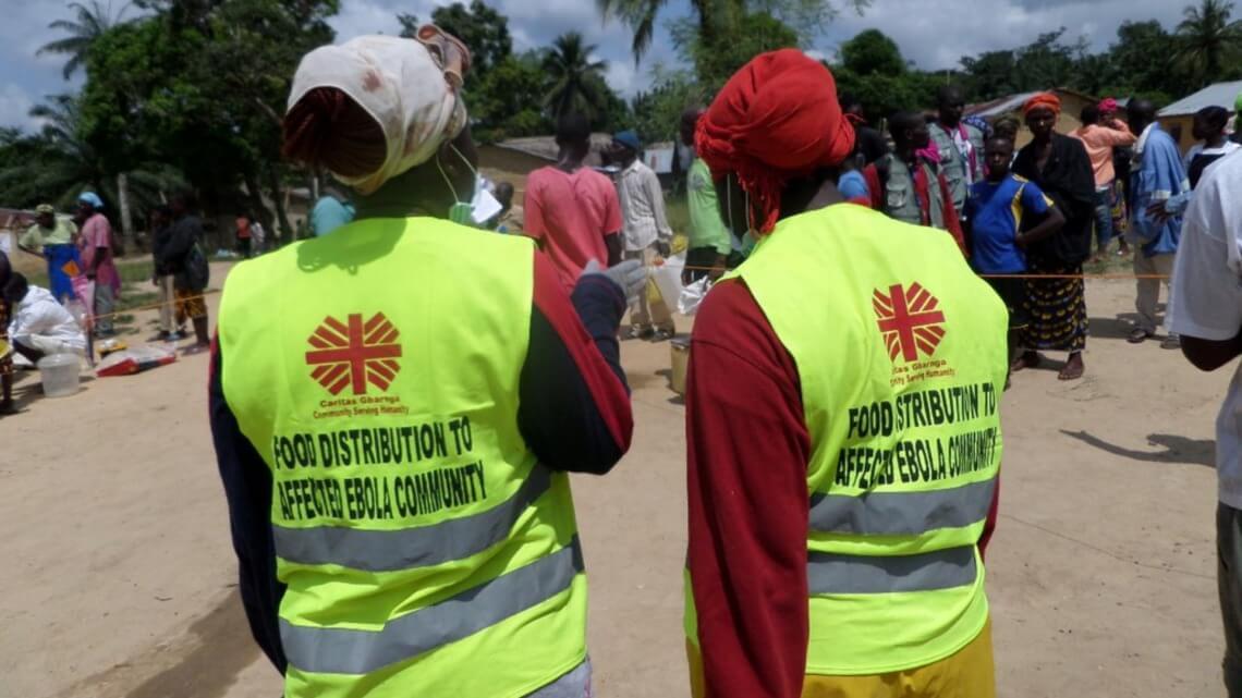 Caritas International Belgique Ebola au Congo: défis et réponse