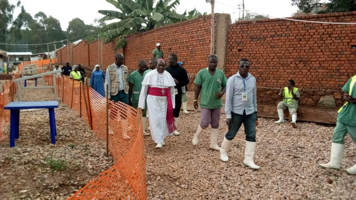 Caritas International België Ebola in Congo: uitdagingen en respons