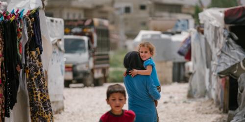 Caritas International België Libanon: kwetsbaarheden in stijgende lijn