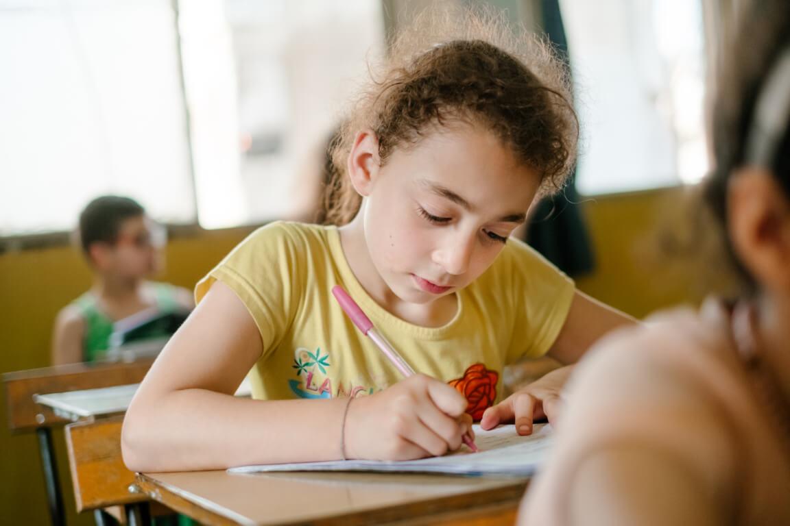 Caritas International België Sila, 7 jaar,