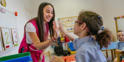 Caritas International Belgique Special needs: enseignement pour élèves avec un handicap