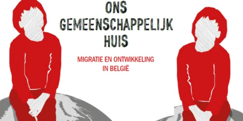 """Caritas International België Jouw mening over het rapport """"Ons gemeenschappelijk huis"""""""