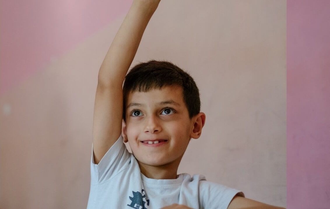Caritas International België Yaman, 7 jaar,