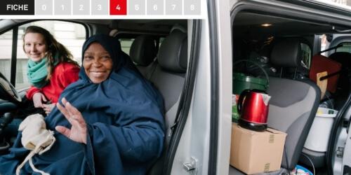 Caritas International Belgique Fiche 4: Pistes d'action – Engagez-vous en faveur des migrants et des réfugiés