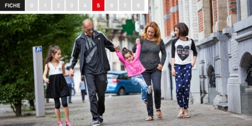 Caritas International België Fiche 5: Video's – vluchtelingen aan het woord