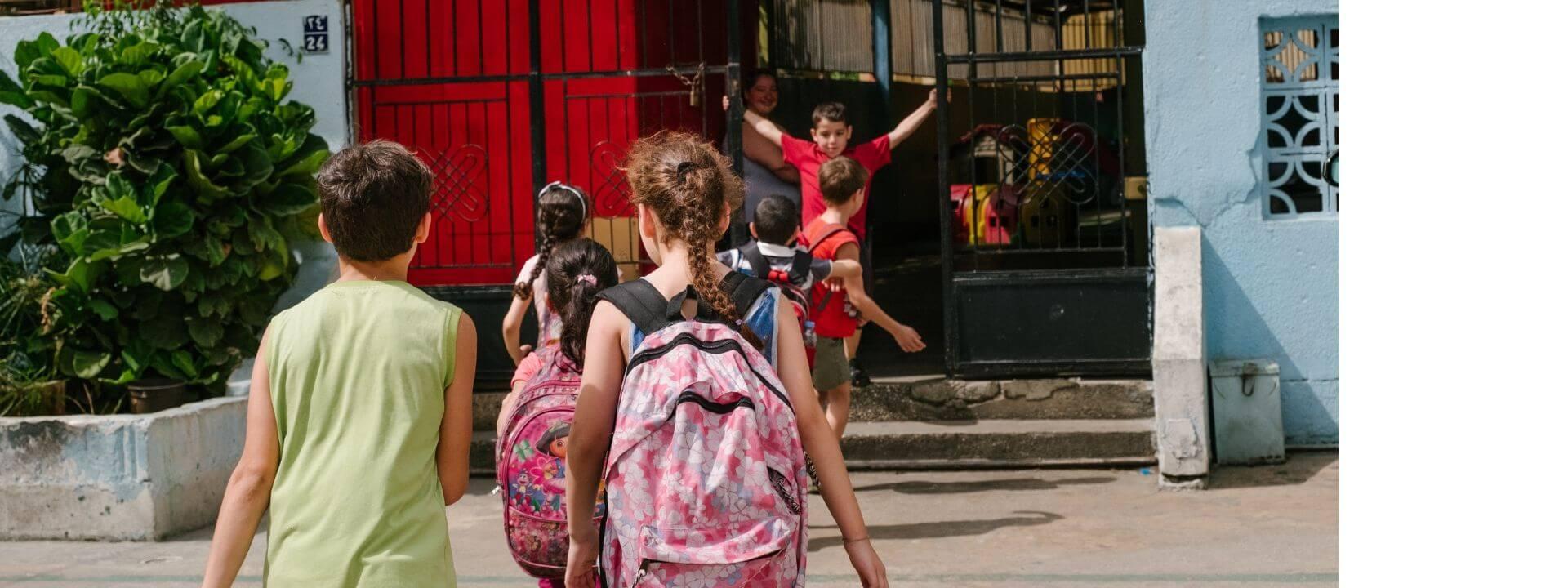 Caritas International Belgique Gardons-les à l'école