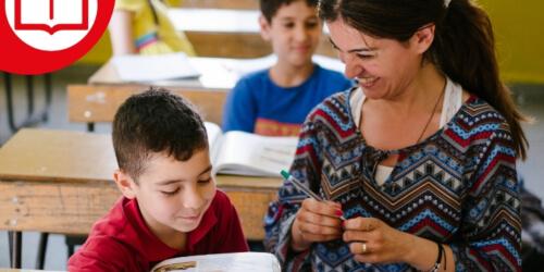 Caritas International België Kinderen op school houden
