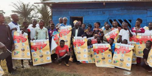 Caritas International België Zes dingen die je nog niet wist over Ebola