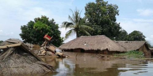 Caritas International Belgique Fortes inondations dans le nord de la RD Congo