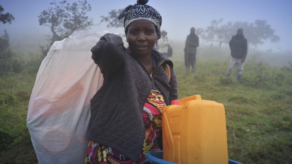 Caritas International Belgique Est du Congo: Et si vous aviez tout perdu?
