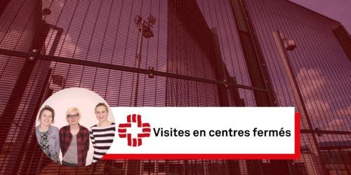 Caritas International Belgique «Je ne suis pourtant pas un criminel» – Nos visites dans les centres fermés
