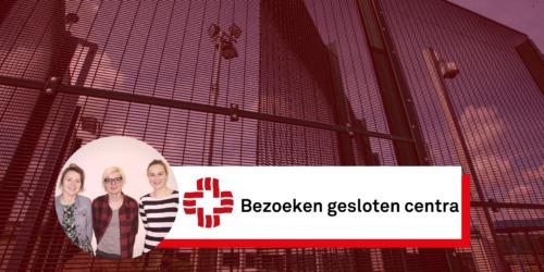 """Caritas International België """"Ik ben toch geen crimineel?"""" – Bezoekers over gesloten centra"""