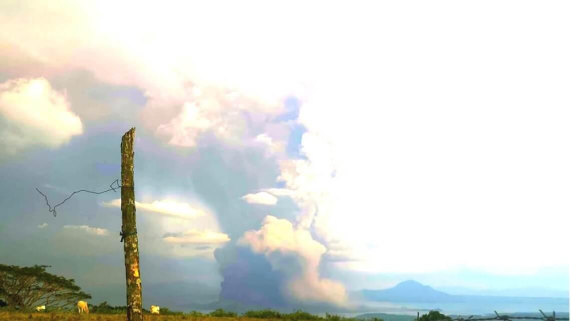 Caritas International België Vulkaan Taal op de Filipijnen: Caritas staat klaar