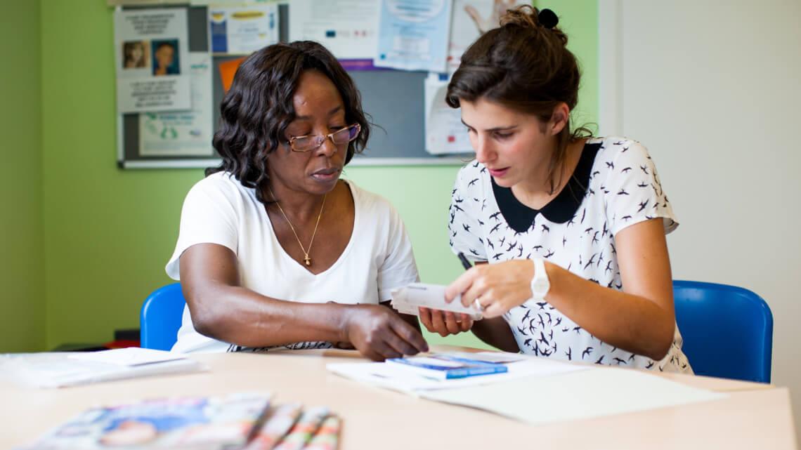 Caritas International België Integrale begeleiding voor de meest kwetsbare vluchtelingen in Leuven