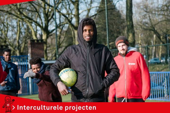 Caritas International BelgiëAan de zijde van vluchtelingen en migranten te Luik