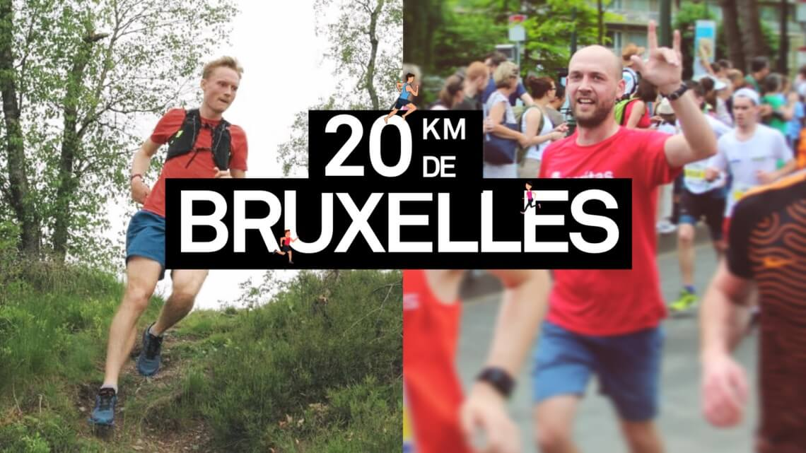 Caritas International Belgique Faites connaissance avec deux coureurs des 20 km de Bruxelles