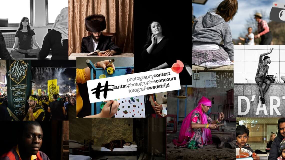 Caritas International België Fotowedstrijd: en de winnaars zijn…