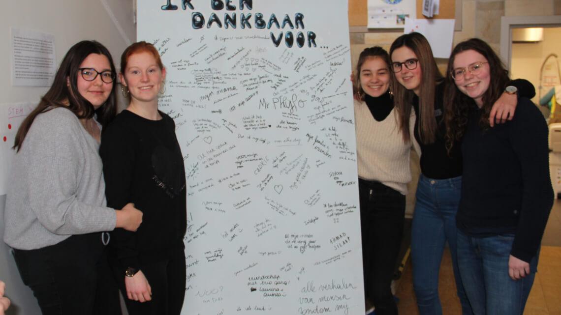 """Caritas International België Geslaagd slotmoment van het schoolproject """"My school on the move"""""""