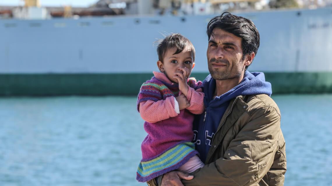 Caritas International Belgique Frontière gréco-turque: les symptômes d'une non-politique européenne [LONG READ]