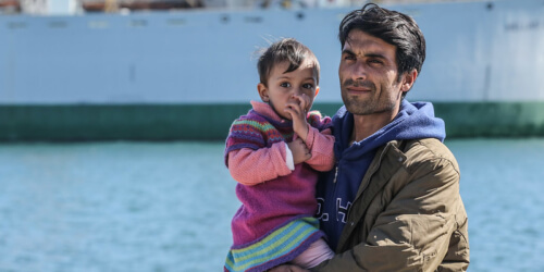 Caritas International België Migranten aan de Grieks-Turkse grens: symptoom van een Europees non‑beleid [LONG READ]
